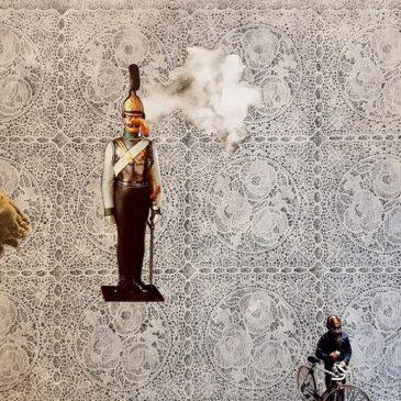Marthe Zink bij Wide Screen Gallery, Gent, België
