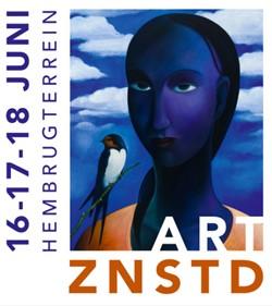 Expo ArtZaanstad 2017 met werk van Ank van Engelen