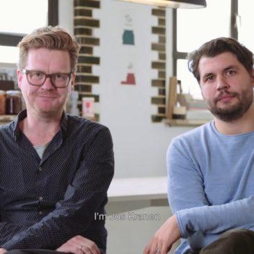 KRANEN/GILLE at Dutch Design Week 2018