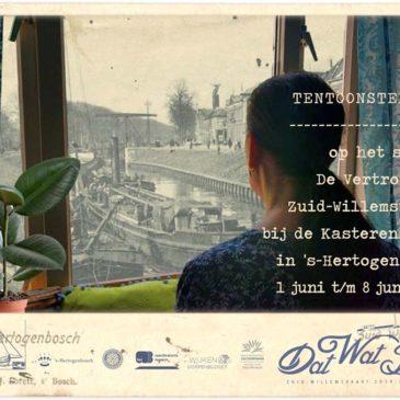 1 JUNI Opening' Dat Wat Blijft',